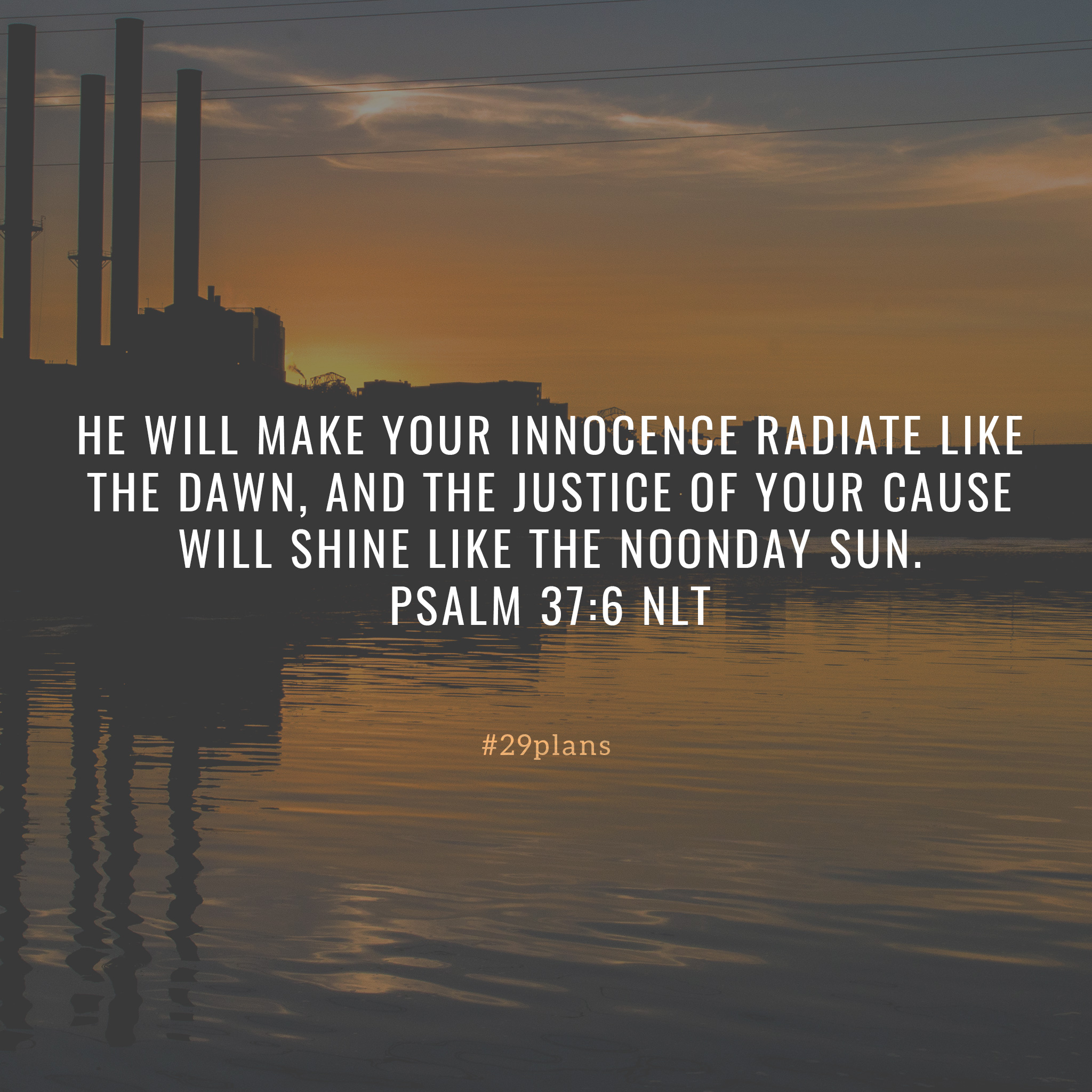 Today's Guide — 03.20.18 — Innocence like the Dawn and Jesus' Death