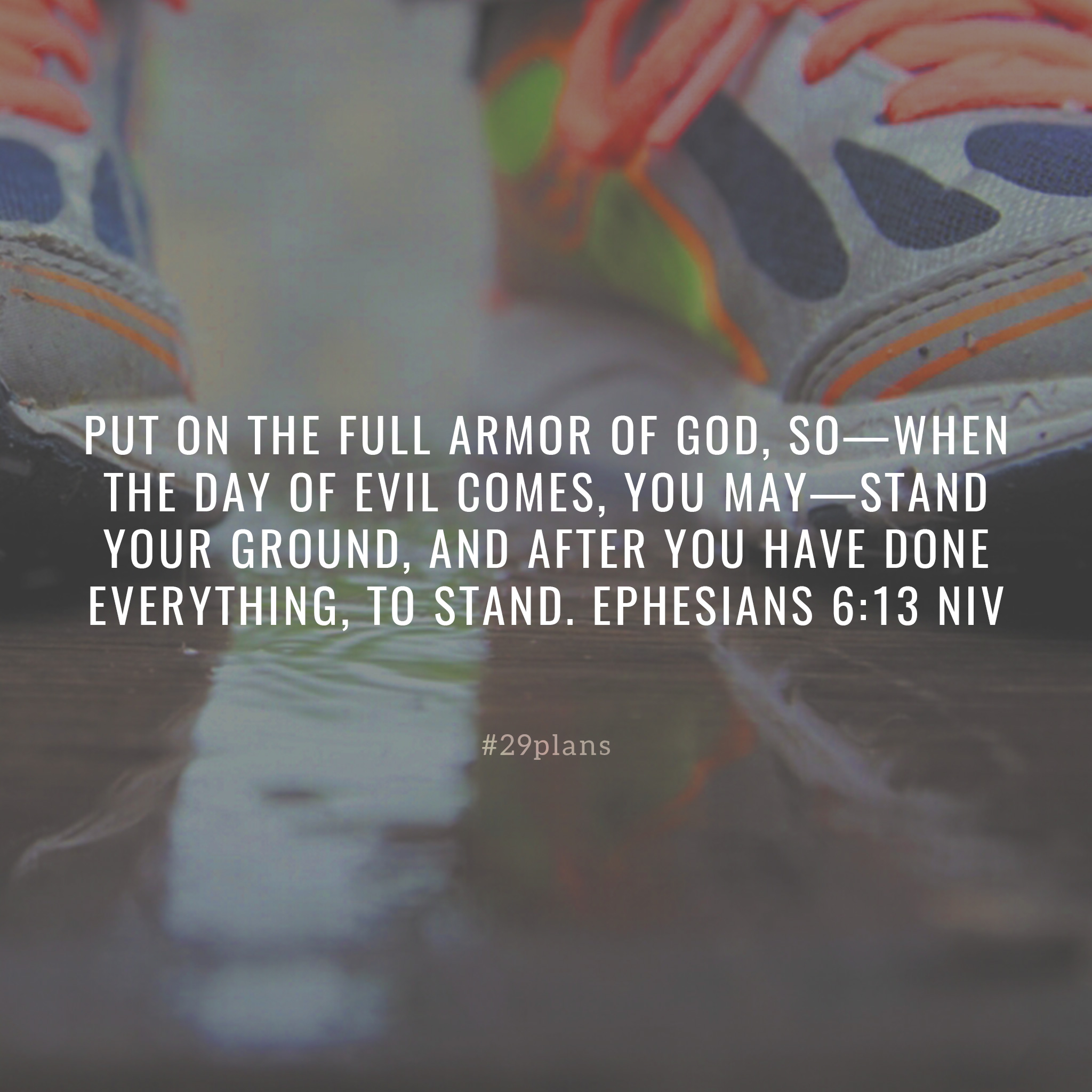 Today's Guide — 07.20.18 — Abigail and the Armor of God