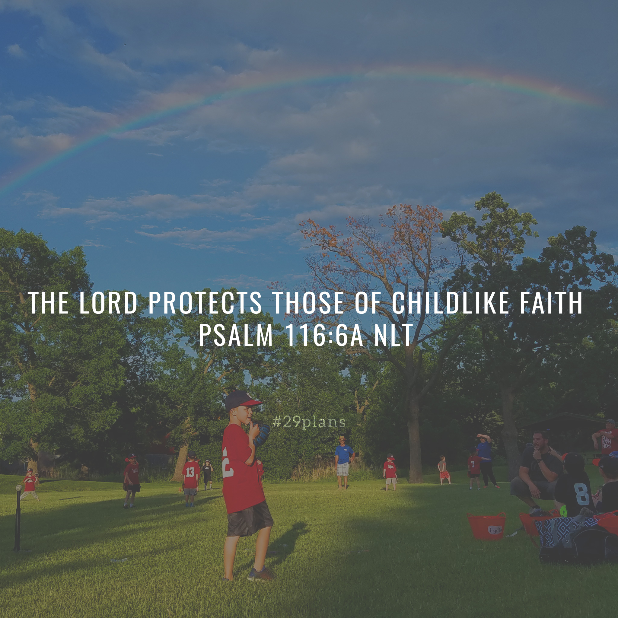 Today's Guide — 08.28.18 — Childlike Faith and Worship
